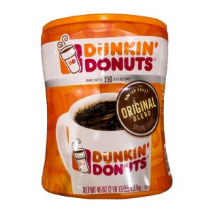Dunkin Donuts Original Blend Coffee 2.5 Lbs