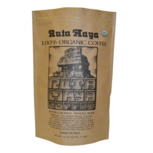 Ruta Maya Organic Dark Roast Coffee 5 Lb