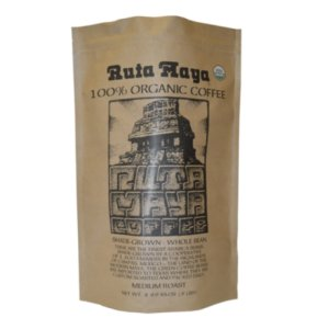 Ruta Maya Organic Medium Roast Coffee 5 Lb